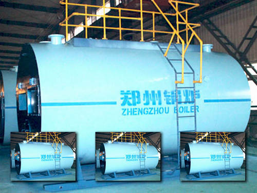2吨燃煤锅炉改造为醇基燃料锅炉方案