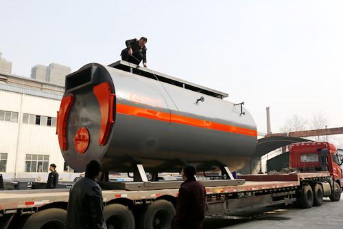 10吨甲醇锅炉