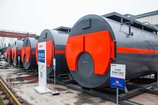 2吨甲醇锅炉
