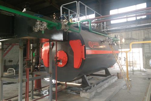 8吨甲醇锅炉