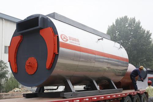 甲醇热水锅炉